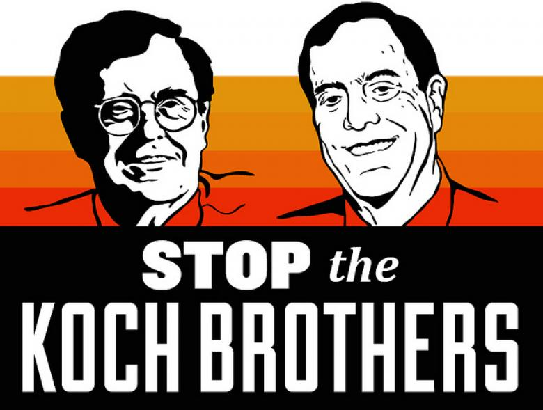 How Koch Brothers Will Celebrate Citizens United 5th Anniversary