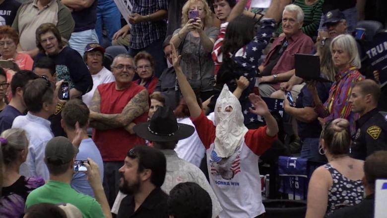 Image result for trump rally violence images