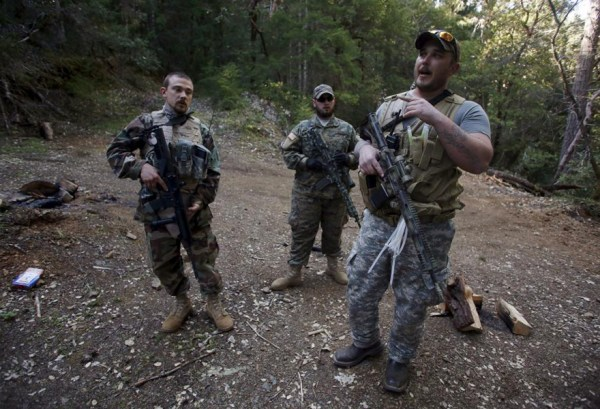 Far Right Militia Groups Worry That Bundy Boys Will Start ...