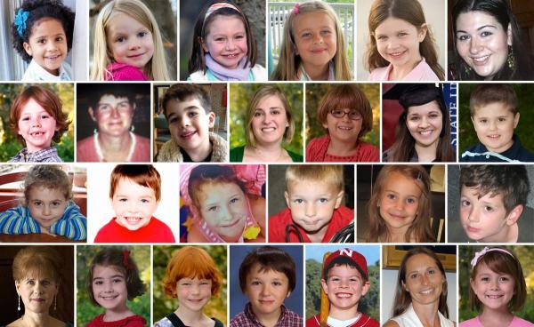 Happy Sandy Hook Anniversary, NRA! | Crooks and Liars
