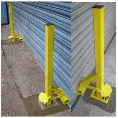 roller shutter door posts 1