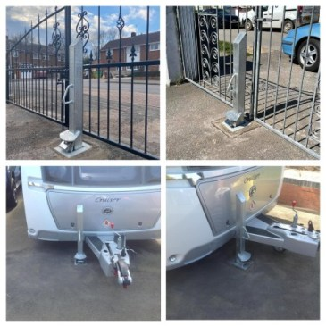 The Ultimate Removable Anti Ram-Raid Security Post