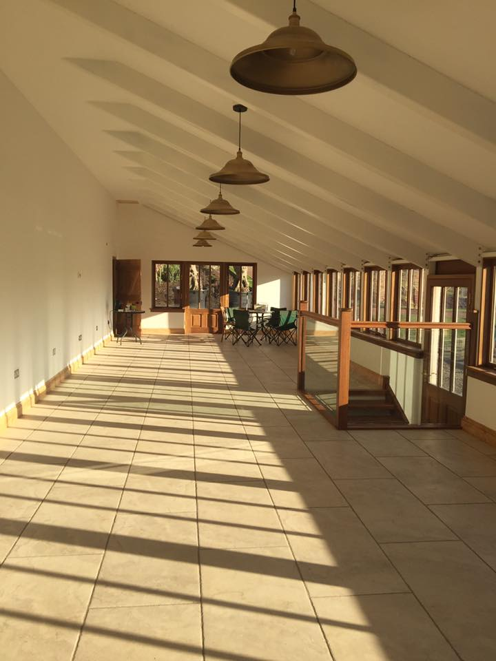 New visitor centre