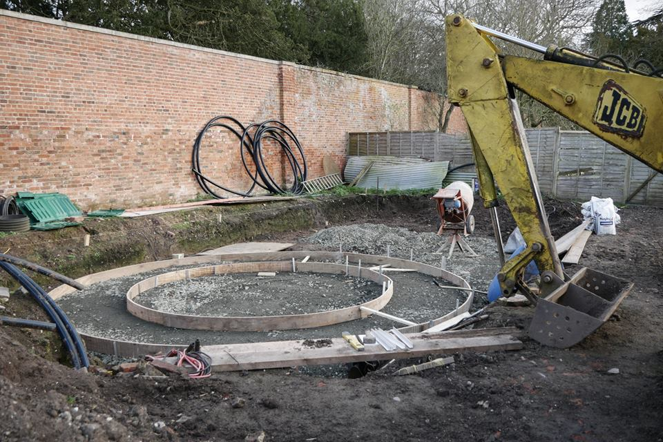Water tanks 7