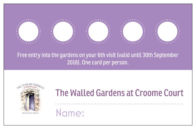 Loyalty Card 2018