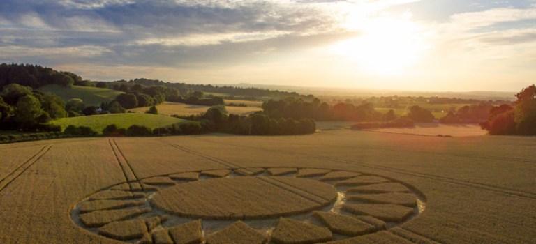 Nouveau Paradigme & Crop Circles