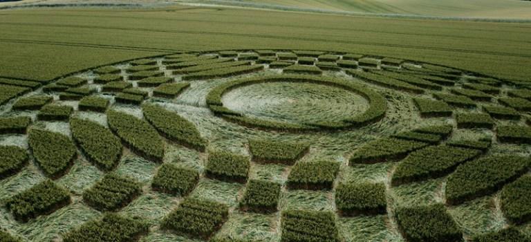 L'étonnante Géométrie Vibratoire de Farley Mount