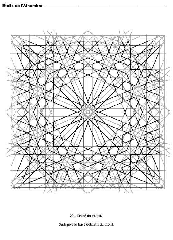 Mandalas Sacres Crop Circle Geometrie