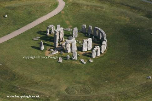Stonehenge ~ © Lucy Pringle