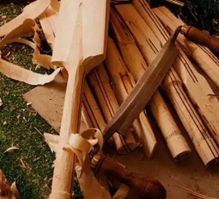 Bamboo Bats