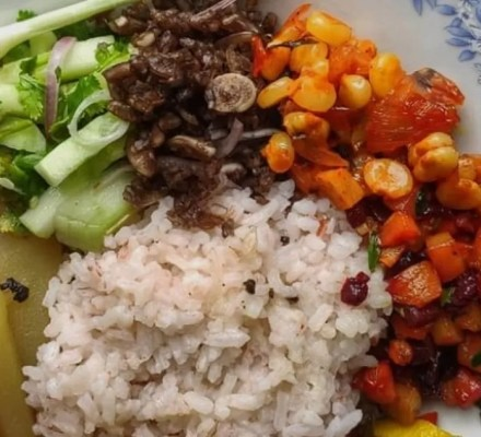North-Eastern Cuisine Flavored With Bamboo Shoots