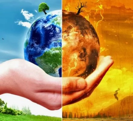 Nature And Manmade Climate