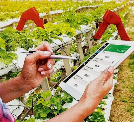 Rise Of Fourth Agricultural Revolution