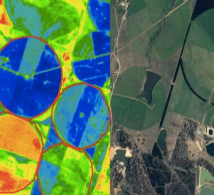 Agriculture and Farming Through Satellite Imagery