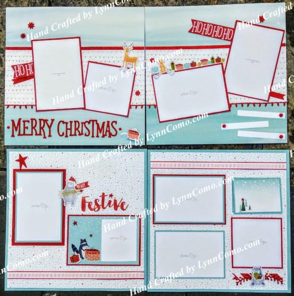 Festive Christmas, Lynn Como