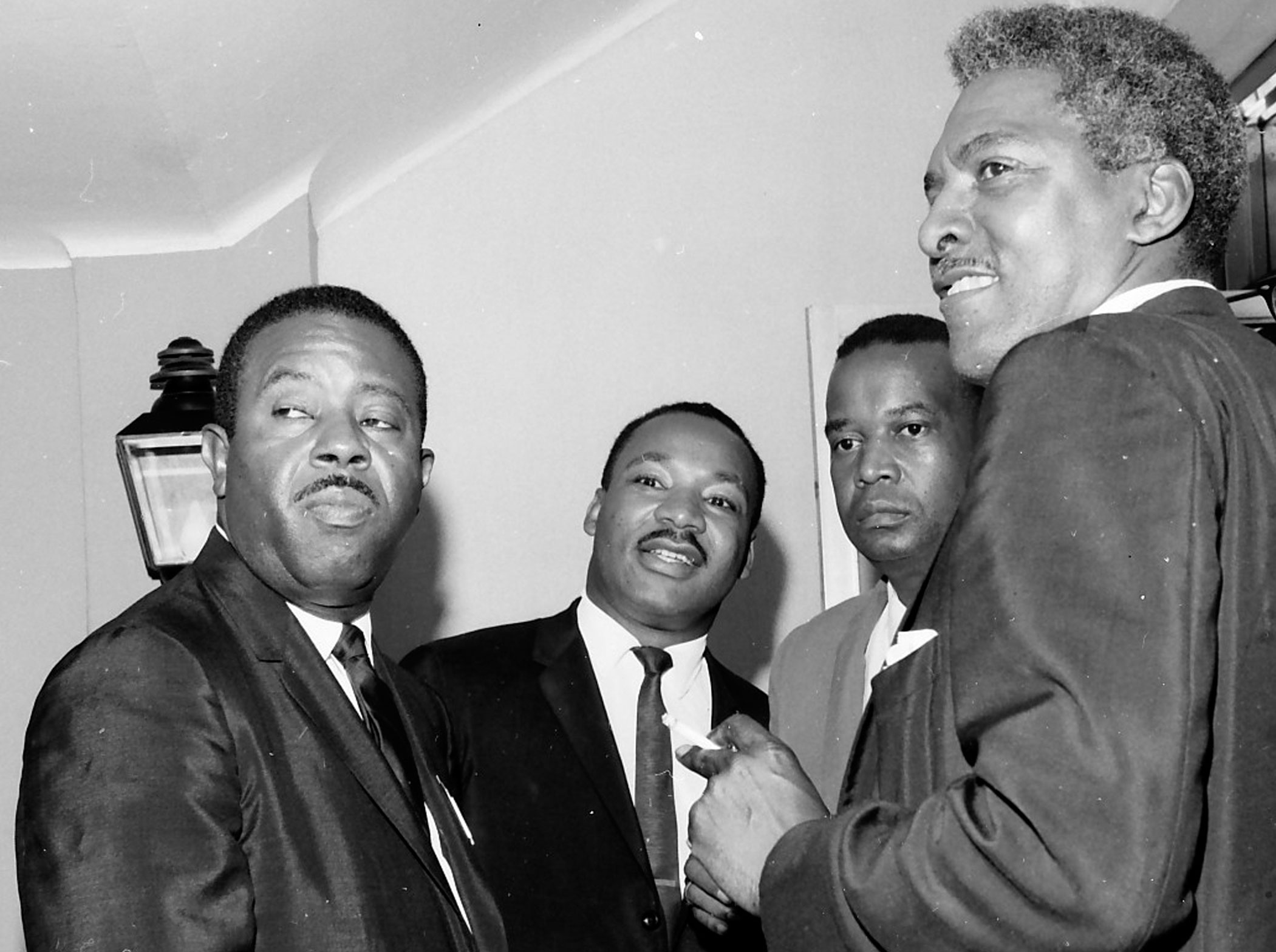 Why Mlk S Right Hand Man Was Nearly Written Out Of History