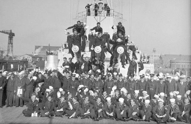 USS Indianapolis Crew