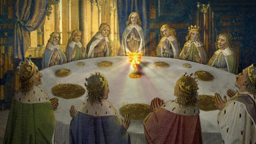 Watch Ask HISTORY: Is There Really a Holy Grail? Clip   HISTORY Channel