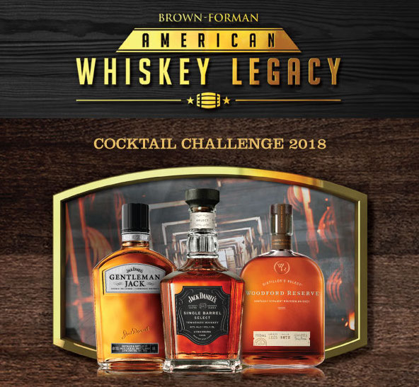 Brown-Forman: Cocktail Challenge 2018
