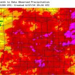 2014 June Precipitation Amounts