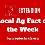 Local Ag Fact of the Week: Week 9
