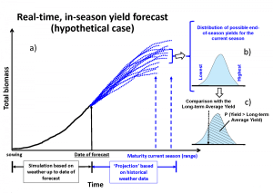 2016 Corn Yield Forecasts: Approach and Interpretation of
