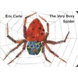 Eric Carle - very busy spider