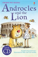 Usborne audio book - androcles-and-the-lion