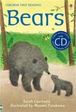 usborne audio book - bears