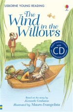 Usborne audio book - wind-in-the-willows-with-cd
