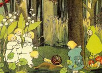 The story of the root children - escargot