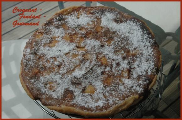 Tarte aux pommes bretonne septembre 2008 018 copie
