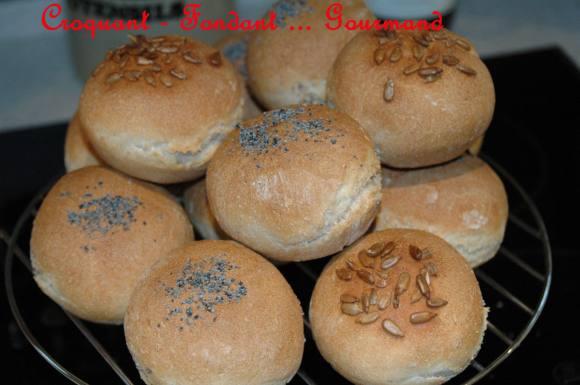 Petits pains au levain Kayser - 30 novembre 2008 054 copie