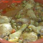 Tajine de poulet aux citrons confits decembre 2008 046 copie