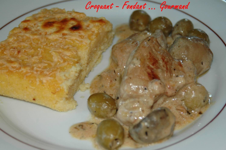 Petite mijotée de porc -Gratin de Polenta - janvier 2009 051 copie
