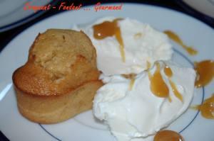 cœurs moelleux de caramel - sorbet au mascarpone - janvier 2009 052 copie
