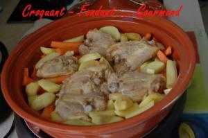 Tajine au poulet - avril 2009 027 copie