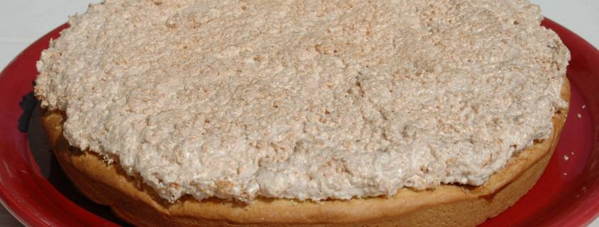 Gâteau macaron-framboise -mai 2009 312 copie