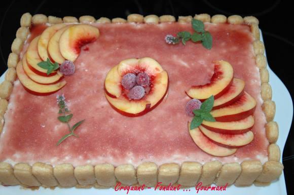 Charlotte glacée aux nectarines -septembre 2009 055 copie