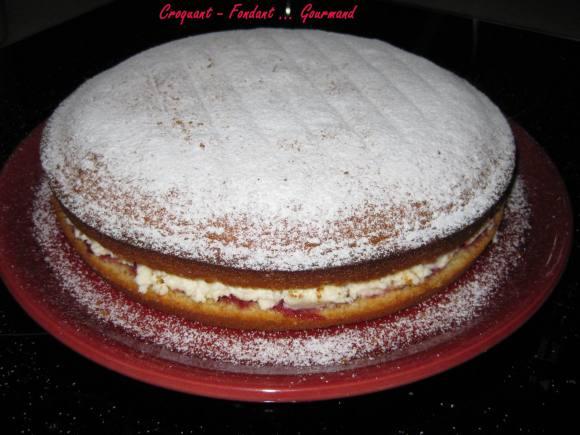 Torta paradiso al mascarpone - octobre 2009 100 copie