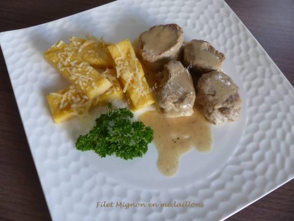 Filet Mignon en médaillons P1020515