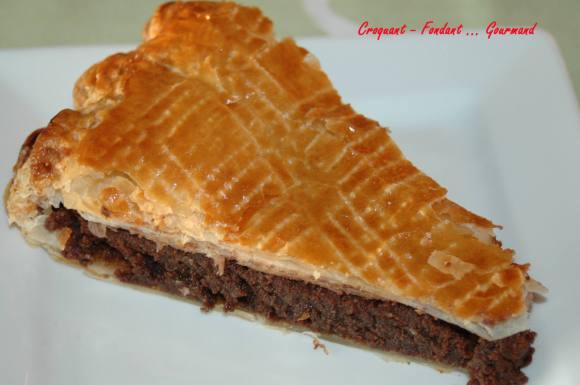 Galette au chocolat - DSC_2141