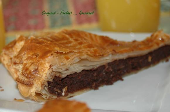 Galette au chocolat - DSC_2148