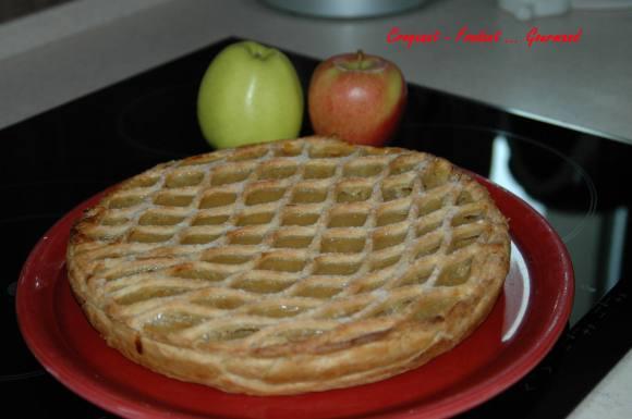 Tarte grillagée aux pommes - DSC_3057_564