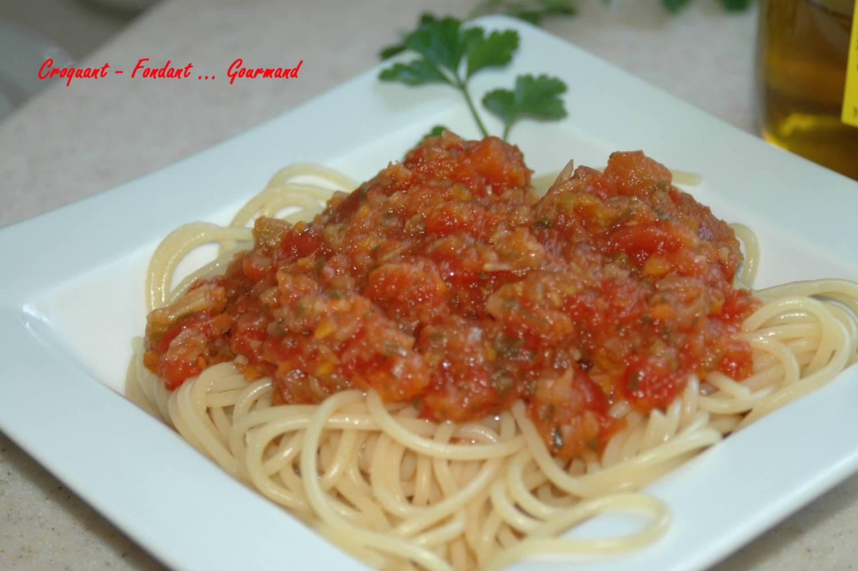Spaghetti sauce napolitaine - DSC_3126_623