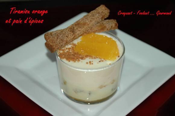 Tiramisu orange et pain d'épices - DSC_2423