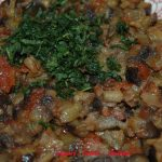 Confit d'aubergine à la menthe - DSC_4656_2217