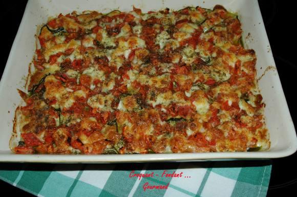 Tian de courgettes à la mozzarella - DSC_5309_2846