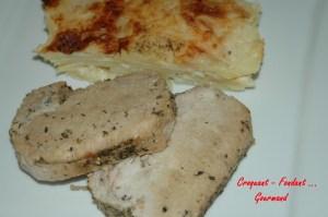 Filet de porc, sauce à la bière - DSC_8435_6191