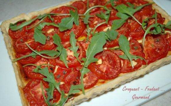 Tarte fromagère aux tomates -DSC_2562_10722
